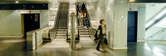 Metronapoli S.p.A. - Linea 1 - Stazione di Piazza Dante