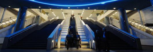 Metronapoli S.p.A. - Linea 1 - Stazione di Piazza Vanvitelli